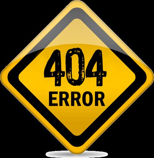 Страница ошибки 404: адекватное оформление или потеря клиентов?